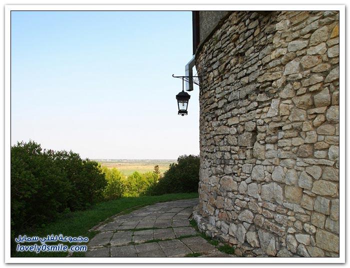 أقدم قلعة في أوكرانيا