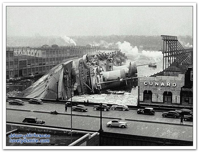 حوادث من القرن الماضي