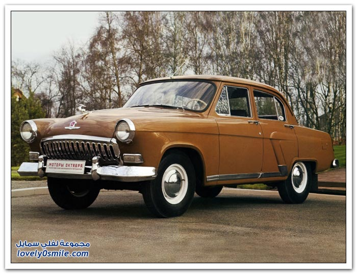السيارة المفضلة أيام الاتحاد السوفيتي