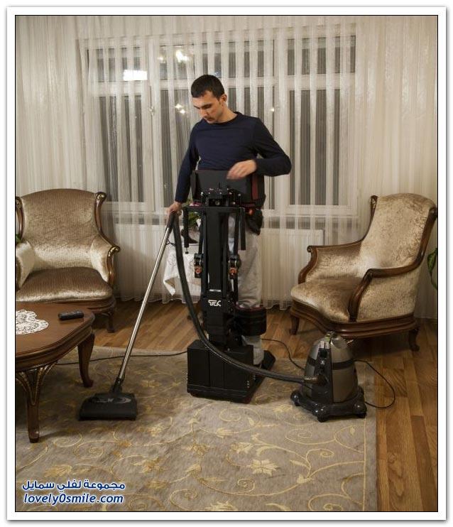 الجهاز الذي سيحل محل الكرسي المتحرك للمرضى المصابين بشلل نصفي