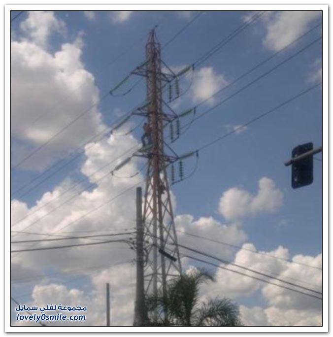 اختلف مع زوجته فقطع الكهرباء عن نصف مليون برازيلي