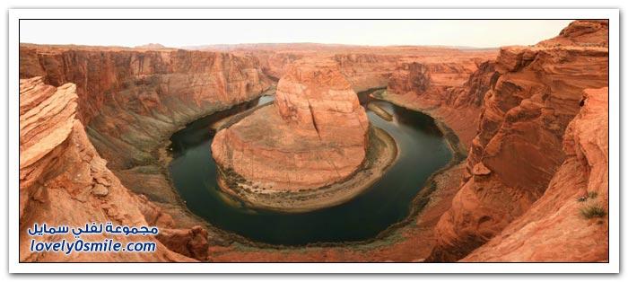 مناظر رائعة لنهر كولورادو