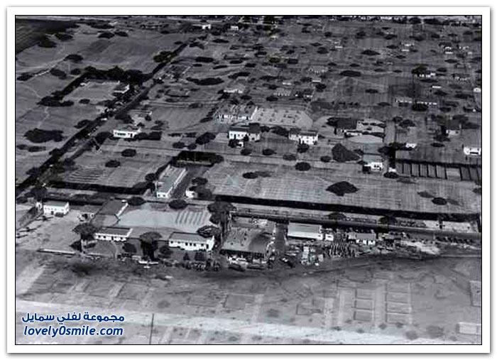 كيف كانت تُخبئ القواعد الجوية والمصانع في الحرب العالمية الثانية؟