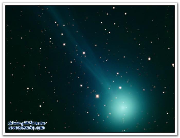 صور من مجرة درب التبانة