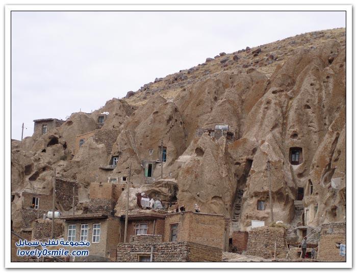 قرية كاندوفان الإيرانية