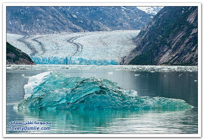 مناظر طبيعية في ألاسكا