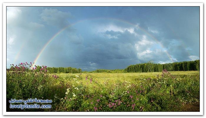 مناظر الطبيعية في سيبيريا الشرقية