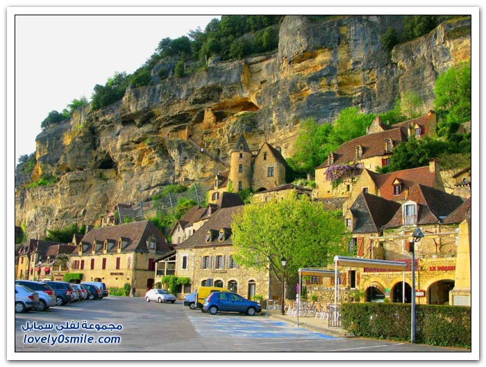 لوس انجليس روكي - Gageac في منطقة بوردو الفرنسية