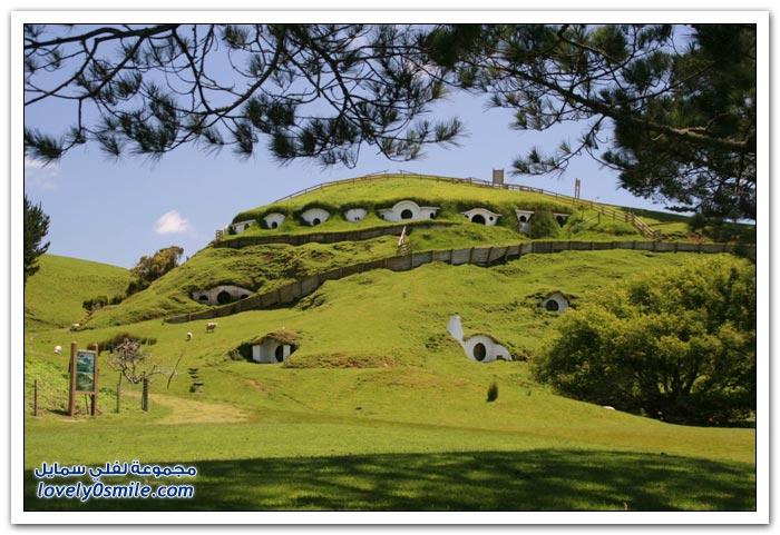 سحر الطبيعة في نيوزيلندا
