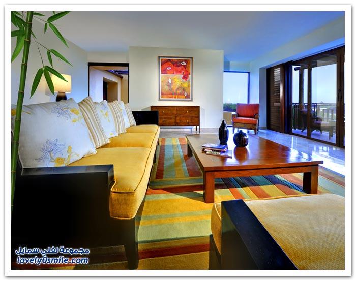 فندق فيرمونت ماياكوبا في منتجع ريفيرا مايا في المكسيك