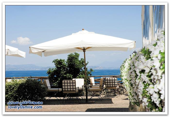 منتجع Mezzatorre على البحر الأبيض المتوسط في إيطاليا