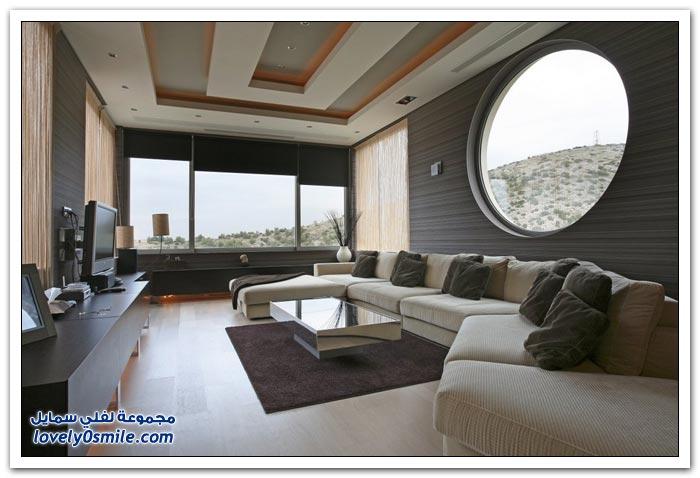 منزل بانوراما في أثينا، اليونان تصميم رائع من أربع طوابق