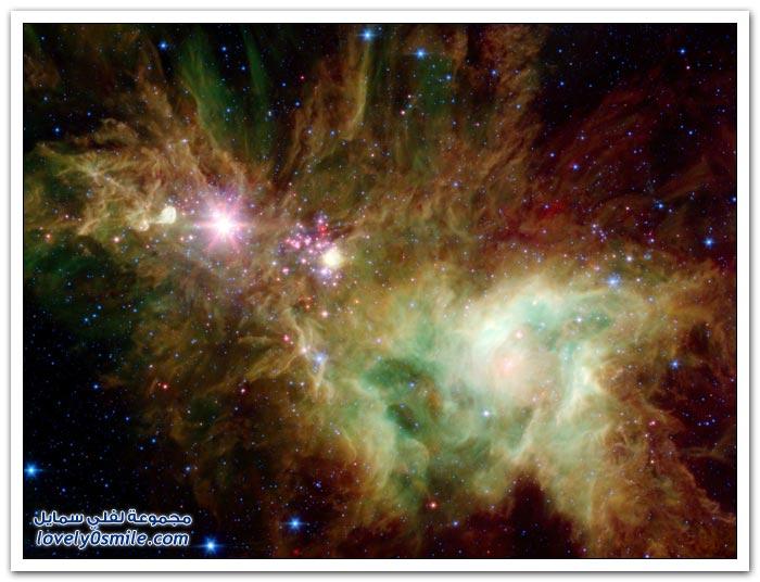 الفضاء بتلسكوب الفضاء هابل