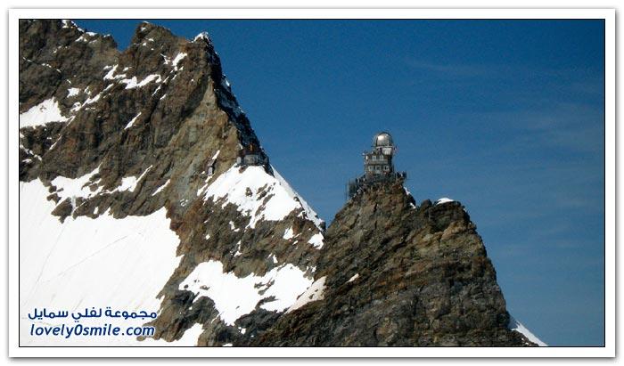 مرصد أبو الهول في سويسرا