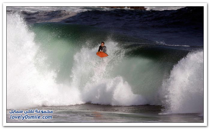 صور ركوب الأمواج