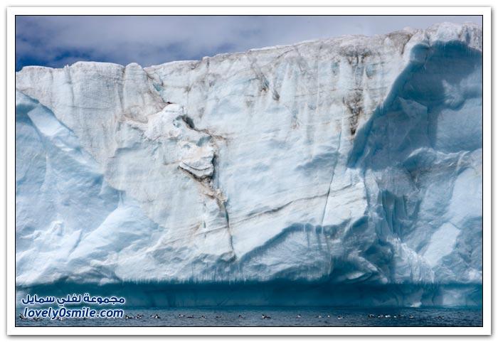 القطب الجنوبي وسكانه