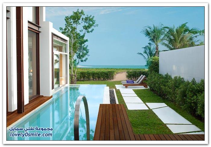 منتجع W Retreat في جزيرة كوه ساموي في تايلاند