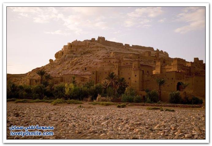 قصر آيت بن حدو - مراكش