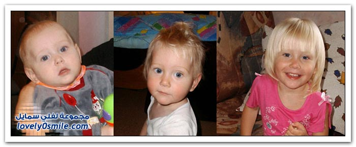 صور أطفال كيف كانوا وكيف أصبحوا