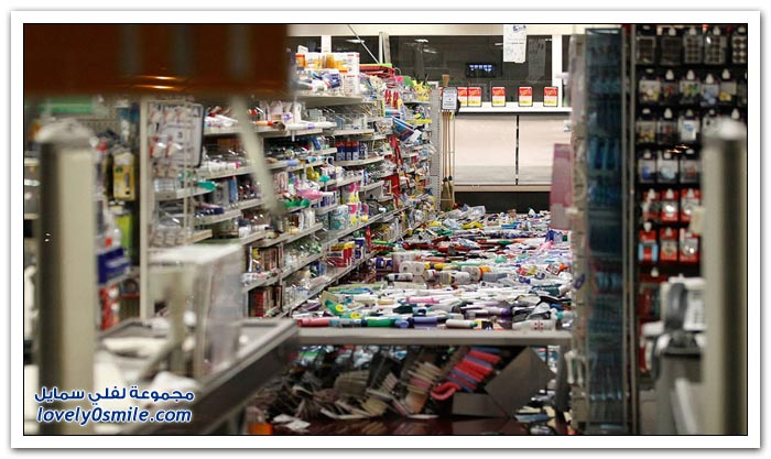 زلزال شمال ايطاليا 2012