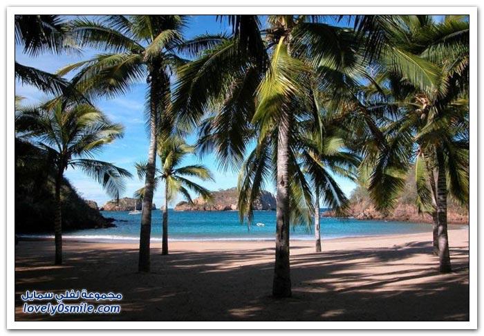 منتجع Cuixmala على ساحل المحيط الهادئ من المكسيك