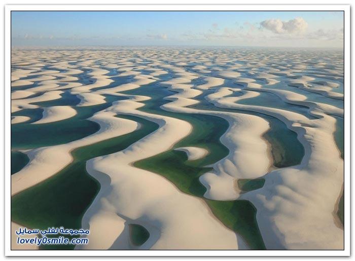 صور رائعة للصحراء حول العالم