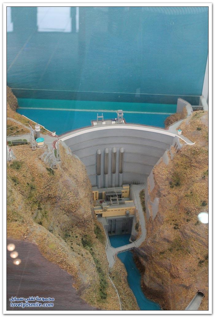 محطات الطاقة الكهرومائية في داغستان