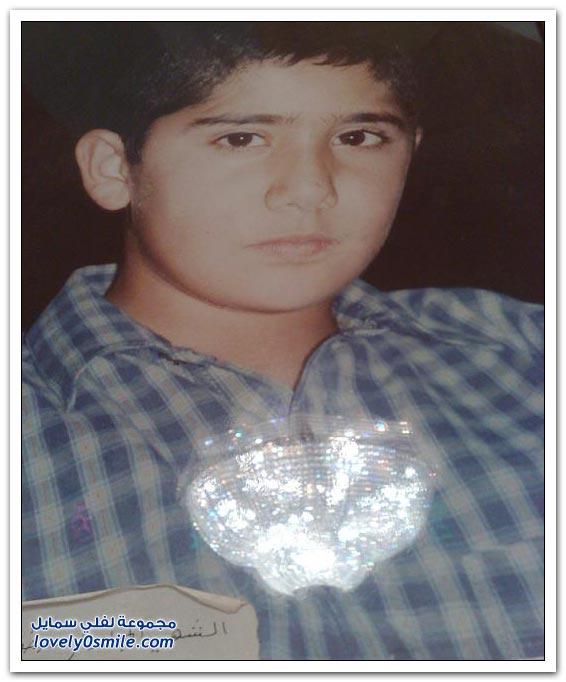 حفيد صدام حسين أشجع طفل في القرن العشرين