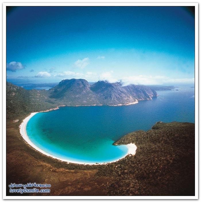في العالم قبالة سواحل استراليا