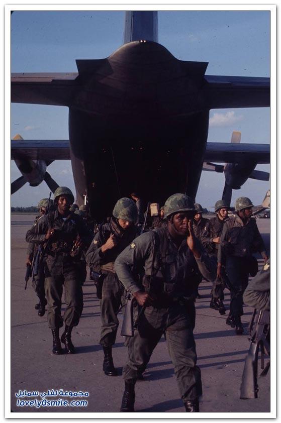 التمرد في أمريكا في ولاية ديترويت عام 1967
