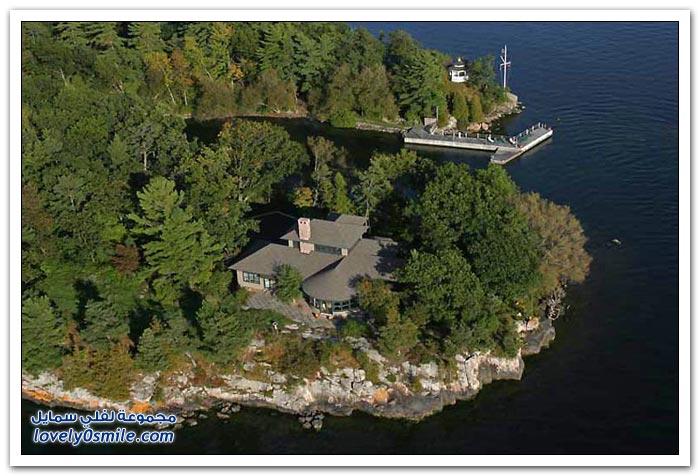 سلسلة آلاف الجزر على الحدود الأمريكية الكندية