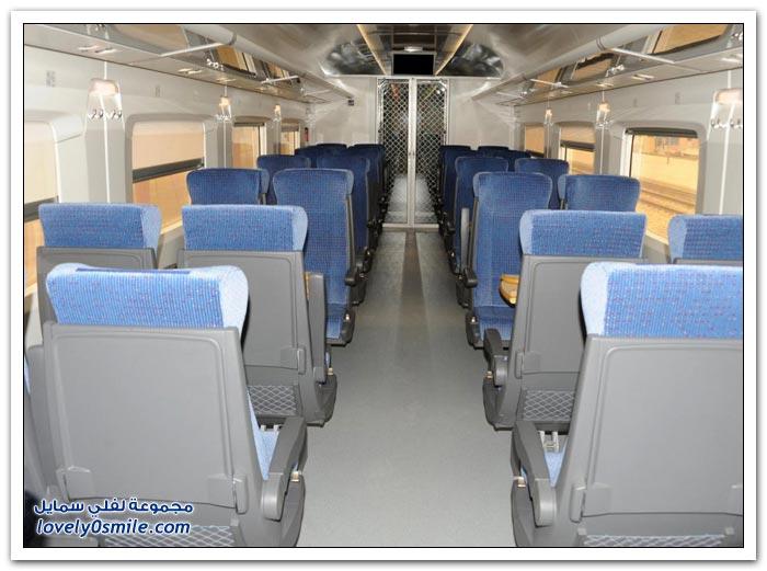 قطار الرياض - الدمام الجديد