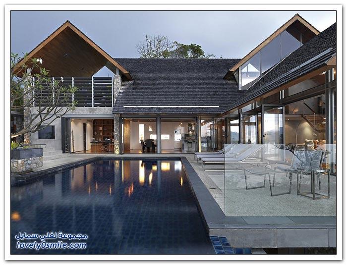 فيلا بـ 5400000 دولار في فوكت , تايلاند