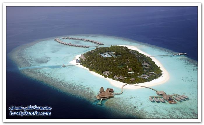 فيلات أنانتارا Kihavah في جزر المالديف