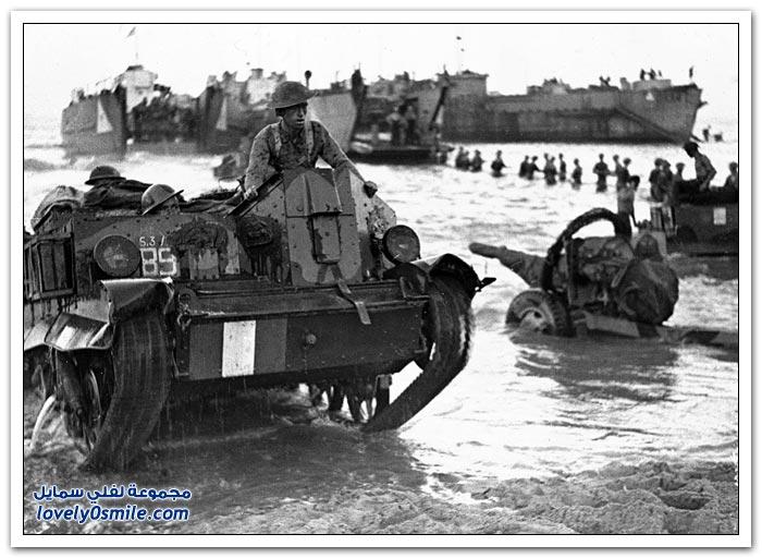 اجتياح الحلفاء لأوربا - الحرب العالمية الثانية
