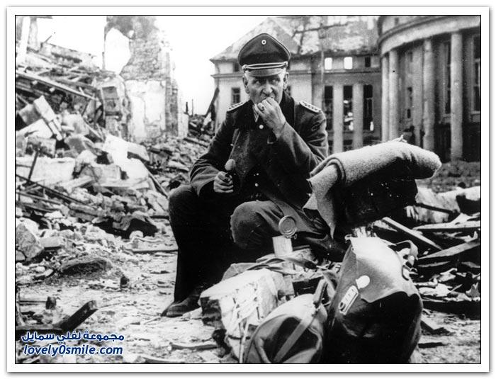 سقوط ألمانيا النازية - الحرب العالمية الثانية