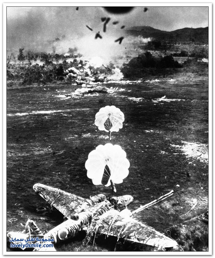 المحيط الهادي - الحرب العالمية الثانية