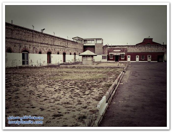 سجن مهجور في فريمانتل، أستراليا