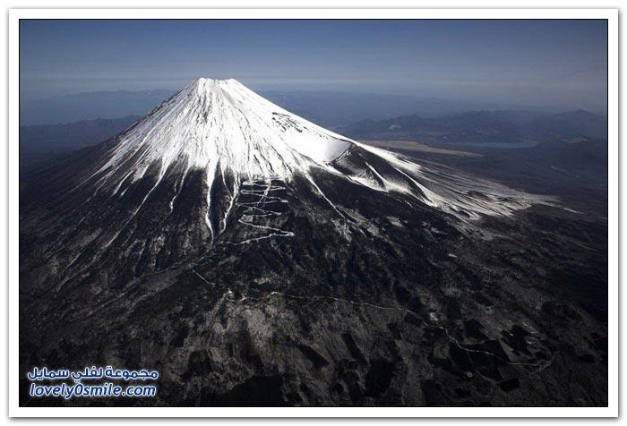 تصوير من الأعلى لمناظر حول العالم ج4