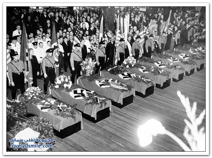 75 عاماً على كارثة تحطم المنطاد هيندينبيرغ