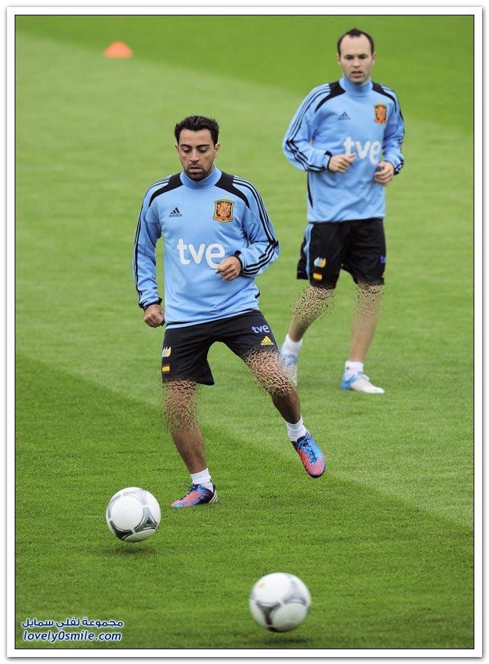 نجوم أوروبا لكرة القدم 2012