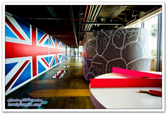 مكتب جوجل في لندن