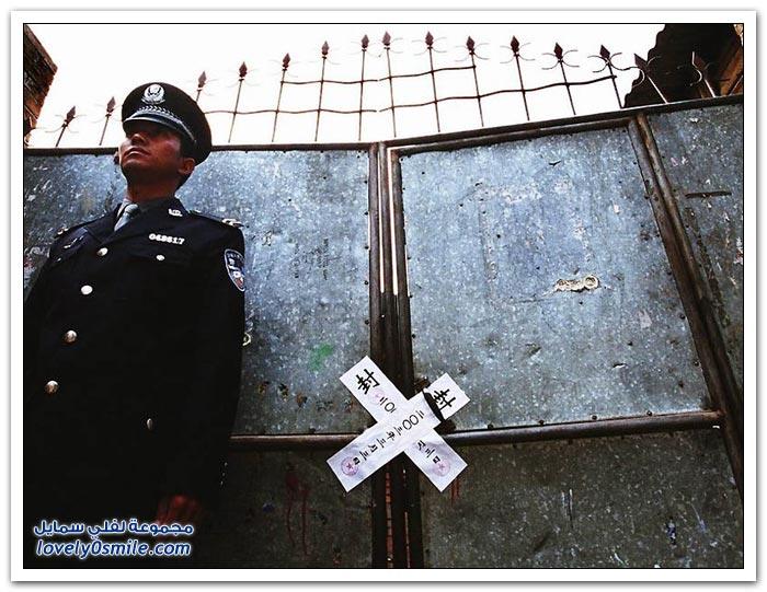 الهيروين من بورما إلى الصين