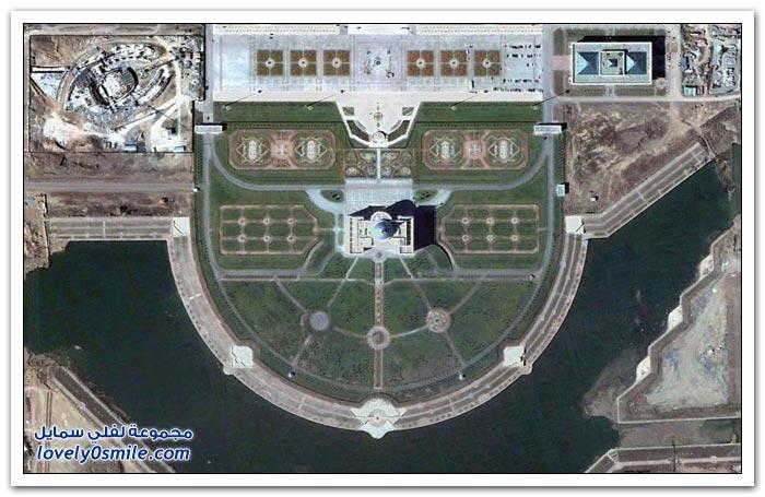 صور من الأقمار الصناعية حول العالم عبر خدمة جوجل ايرث