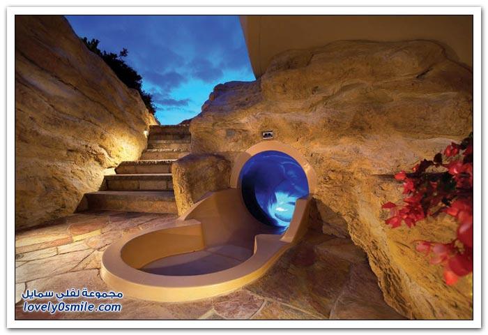 قصر الباب الجميل في كاليفورنيا