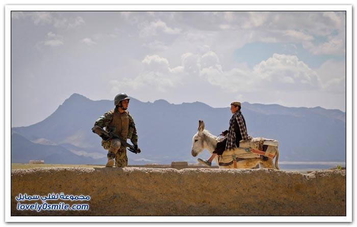 صور من أفغانستان في شهر مايو 2012