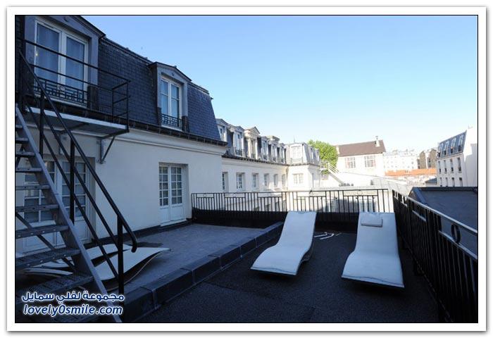 بعض فنادق باريس