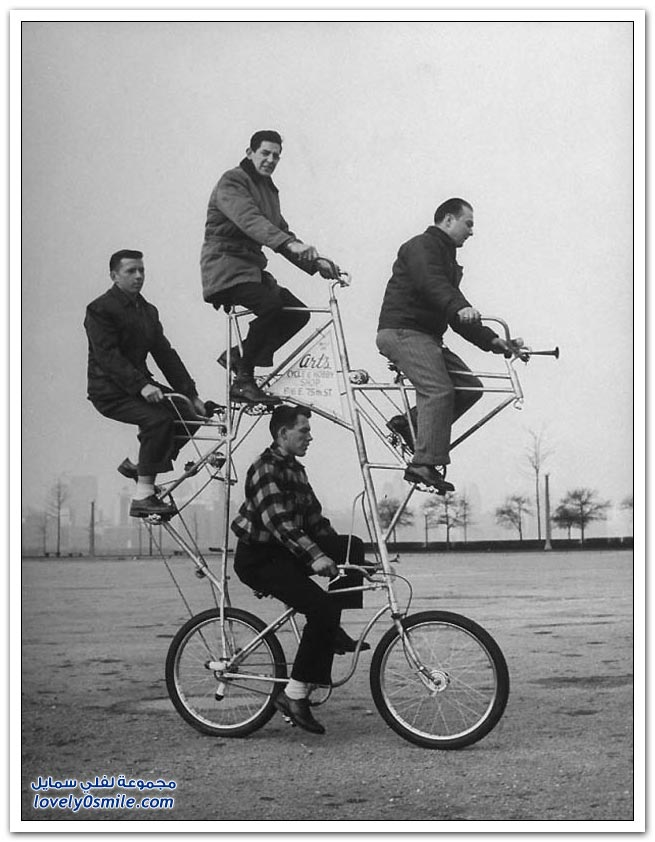 دراجات غريبة وعجيبة
