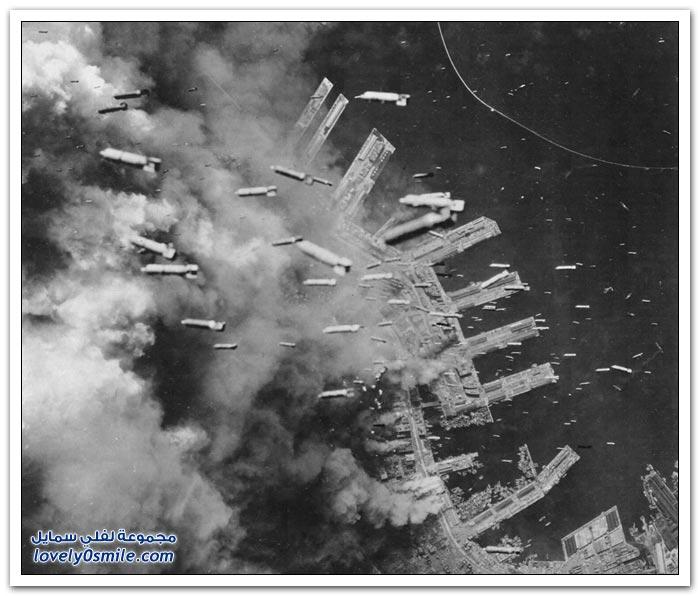 تاريخ الحرب العالمية الثانية - سقوط إمبراطورية اليابان