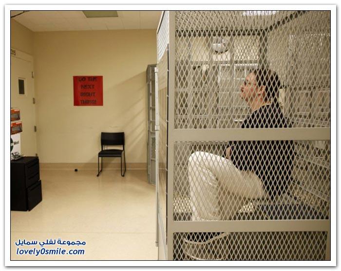 سجن سان كوينتين في ولاية كاليفورنيا أكبر السجون في أمريكا